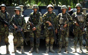 وزارة الدفاع: مقتل 11 مسلح في أفغانستان