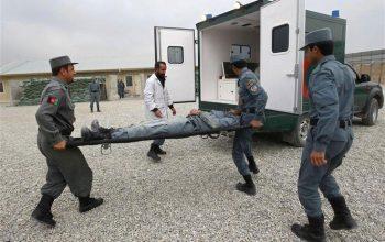 طالبان تقتل 24 من الشرطة في ولاية فراه