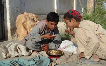 الأمم: نقص الغذاء يهدد 2 مليون طفل في أفغانستان