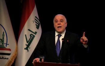العبادي: لن يتم ضرب ايران من ارض العراق