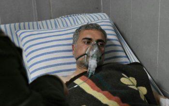 تركيا تضرب عفرين بالسلاح الكيميائي