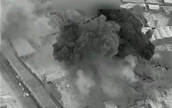غارة تدمر مصنع مخدرات طالبان في ولاية فراه