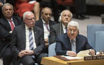 عباس: سنتخذ قرار لا يرضاه العالم