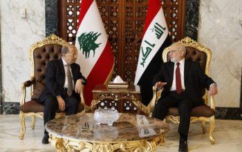 تحية من لبنان لصبر وصمود العراق