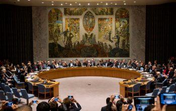 مجلس الأمن يدرس قرار الهدنة في سوريا