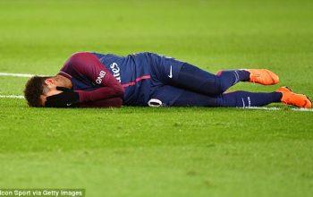 نيمار: أغلى لاعب في العالم مصاب