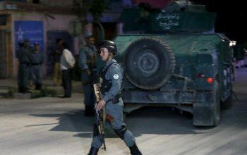 مقتل وجرح 14 من مسلحي طالبان في فارياب