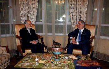 ايران: هدفنا السلام والاستقرار في أفغانستان