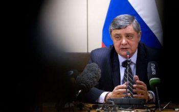 روسيا: لن تتمكن امريكا من هزم طالبان بالقوة في أفغانستان