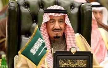 800 مليون دولار راتب ملك السعودية