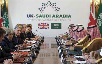 صفقات السعودية في بريطانيا ابرزها 48 تايفون