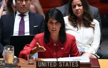 امريكا تتهم روسيا وتهدد سوريا