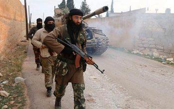 سوريا: الإرهابيين في الغوطة يمنعون خروج المدنيين