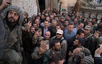 سوريا: 20 % هو ما تبقى لتحرير الغوطة الشرقية