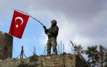 تركيا تسيطر على مركز عفرين