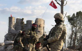 تركيا تنتقد تدخل امريكا تدخلها في عفرين