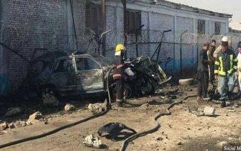 طالبان تتبنى انفجار سيارة مفخخة في كابل