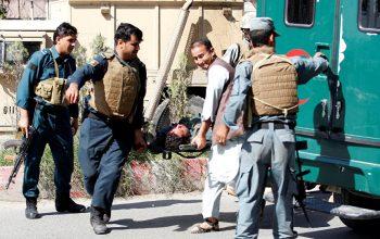 طالبان تقتل 6 رجال الأمن في شمال أفغانستان