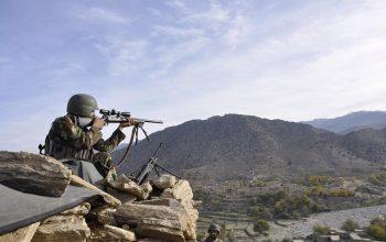 وزارة الدفاع: مقتل 45 من مسلحي طالبان أفغانستان