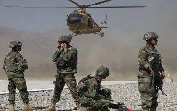 تدمير مصانع المخدرات في فراه أفغانستان