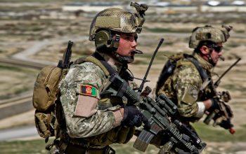 وزارة الدفاع : مقتل مسلحي طالبان في غزني