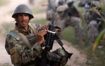 وزارة الدفاع: مقتل 25 مسلح في أفغانستان