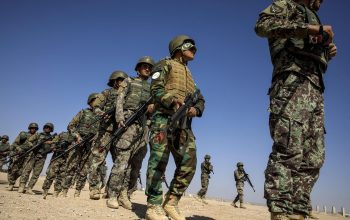 وزارة الدفاع: مقتل 8 من طالبان في بدخشان