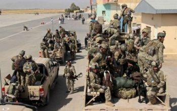 مقتل مسلحي وقائد طالبان في هلمند أفغانستان
