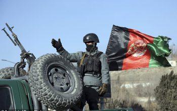 هجوم مسلحين على الشرطة المحلية في أفغانستان