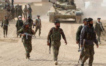 الحشد يتحرك لضرب خلايا داعش نائمة في الأنبار