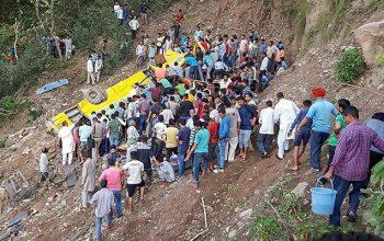 الهند: مصرع 18 في انقلاب حافلة عمال