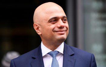 وزير داخلية بريطانيا الجديد