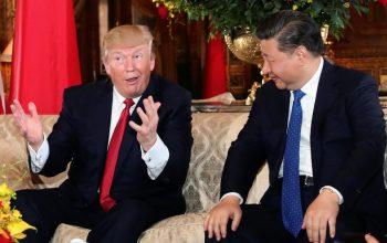 ترامب متفائل من انفتاحاقتصاد الصين