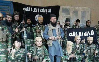 مقتل قائد داعش في ولاية جوزجان أفغانستان