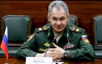 وزير دفاع روسيا عدد داعش في أفغانستان 4500