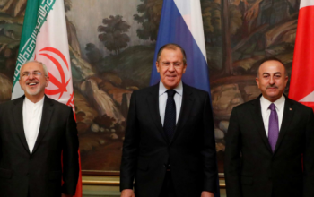 روسيا وايران تاكيد على وحدة سوريا واستقرارها