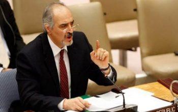 سوريا توبخ أمريكا وفرنسا في مجلس الأمن