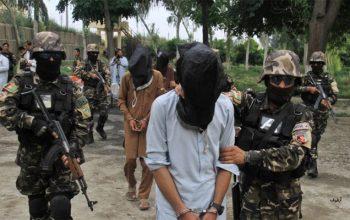 اعتقال 4 من عناصر طالبان في هلمند