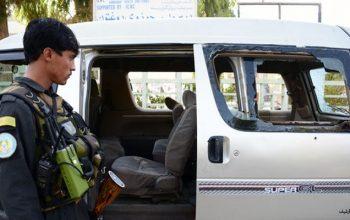مقتل 6 مسافرين مدنيين في ولاية غور أفغانستان