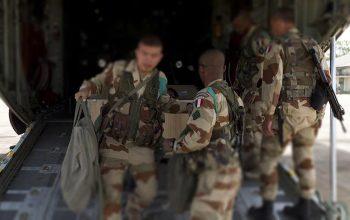 وصول قوات فرنسا الى الحسكة في سوريا