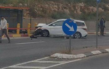 إسرائيل تقتل سائق من فلسطين يقود بسرعة