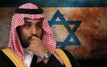 استنكار كلام محمد بن سلمان في فلسطين