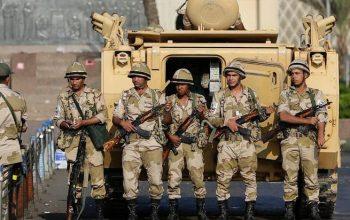 مصر تعلن عن انجازات عملية سيناء 2018