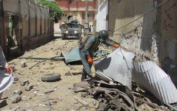5 جرحى في أنفجار ننغرهار أفغانستان