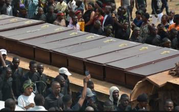 قتلى وجرحى في هجوم على كنيسة في نيجيريا