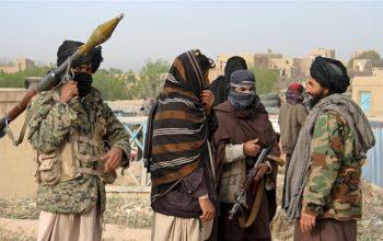 قتلى وجرحى طالبان في اشتباك مسلح هرات أفغانستان