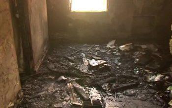 طالبان تحرق مدرسة في ولاية ننغرهار