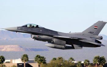 العراق: سلاح الجو يضرب أهداف داعش في سوريا