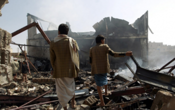 السعودية تستهدف حفل زفاف في اليمن