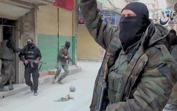 سوريا: داعش خارج ريف دمشق خلال يوم